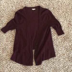 Women's cardigan XS